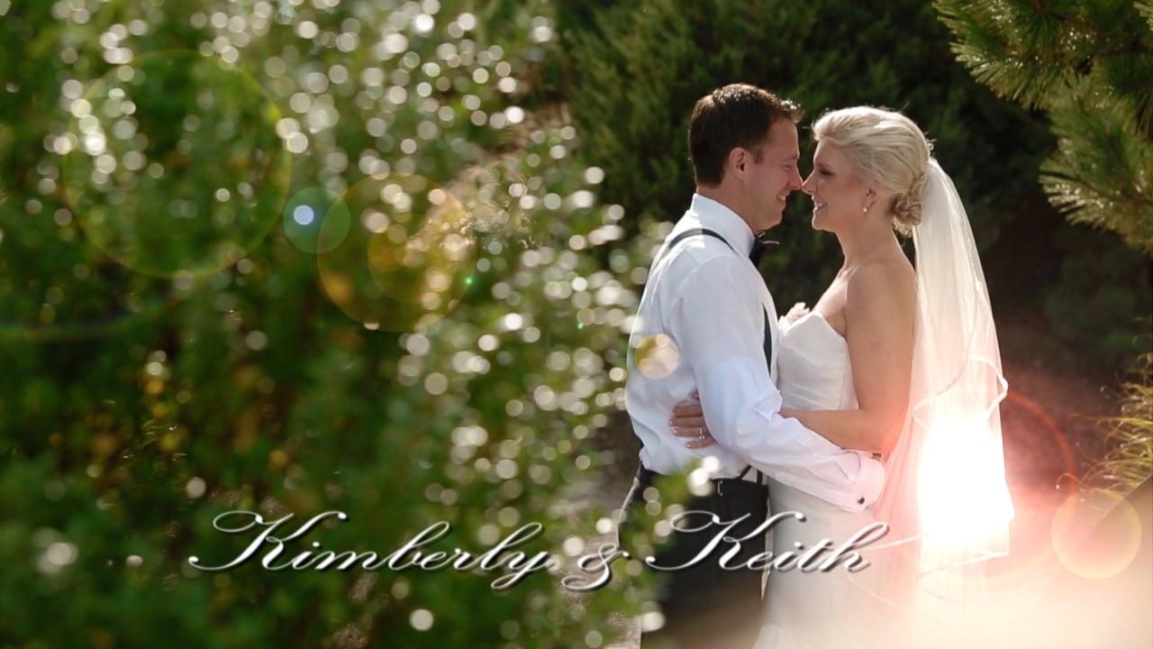 Kim & Keith's Wedding Video Highlights