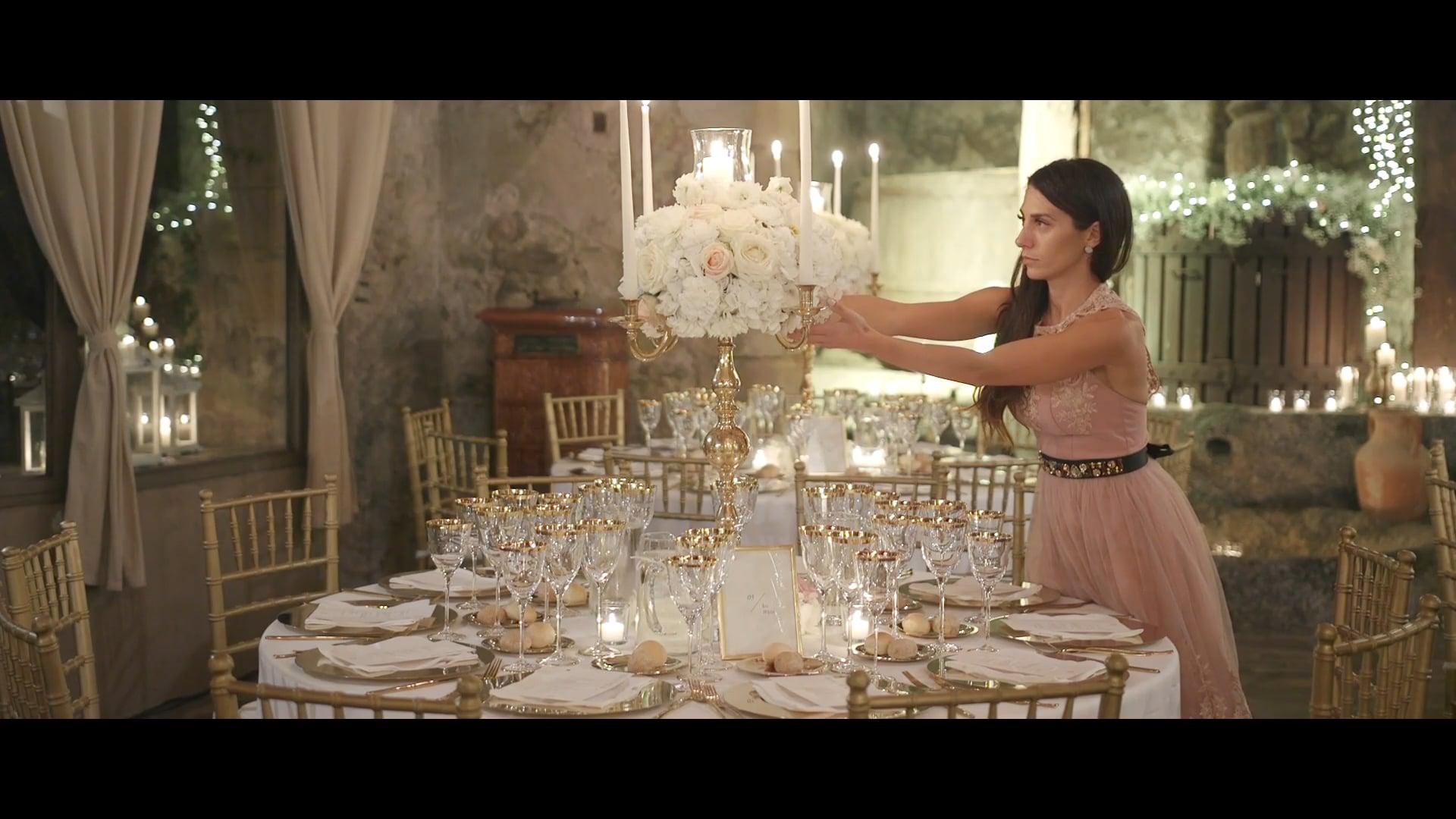 Letizia Ventura- Wedding Luxury & Special Events