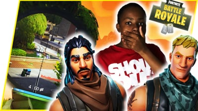 I'M SURROUNDED BY DUOS! CAN I CLUTCH THIS OUT?! - FortNite Battle Royale