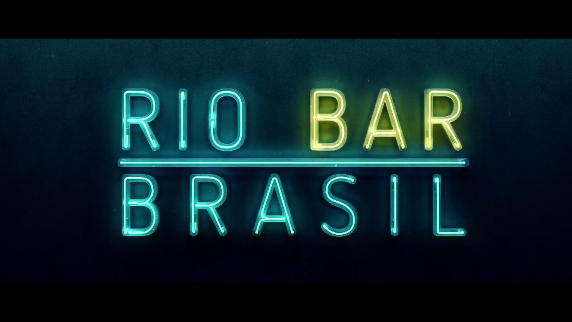 Rio Bar Brasil - Canal FX