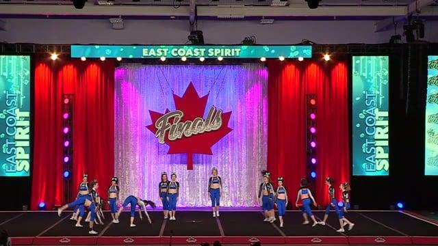 East Coast Spirit-Capital City Encore Sr Sm 1  - Canadian Finals