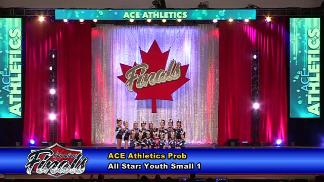 ACE Athletics Prob Youth Small 1 - Canadian Finals