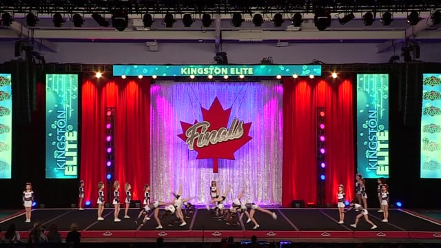 Kingston Elite Rose Youth Small A 1 - Canadian Finals