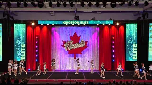 Kingston Elite Steel Junior Small A 3 - Canadian Finals