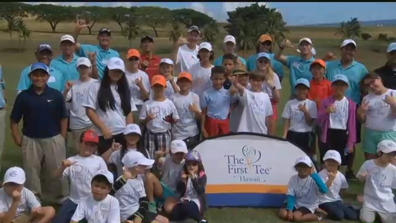 The First Tee Hawaii provides life lessons through the game of golf
