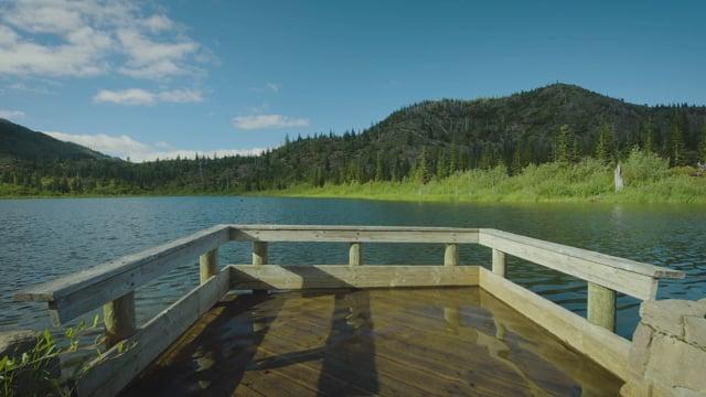 Meta Lake, Mt. St. Helens Area