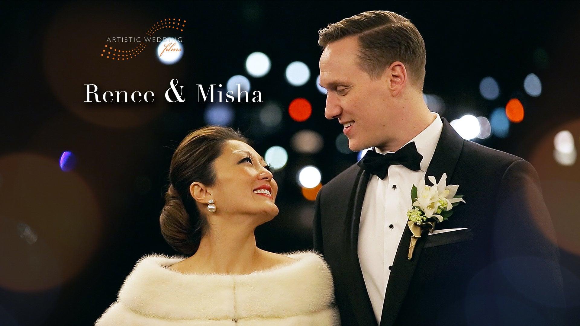 Fairmont Copley Plaza // Renee & Michael's Wedding Highlights Film // Stunning Boston Wedding