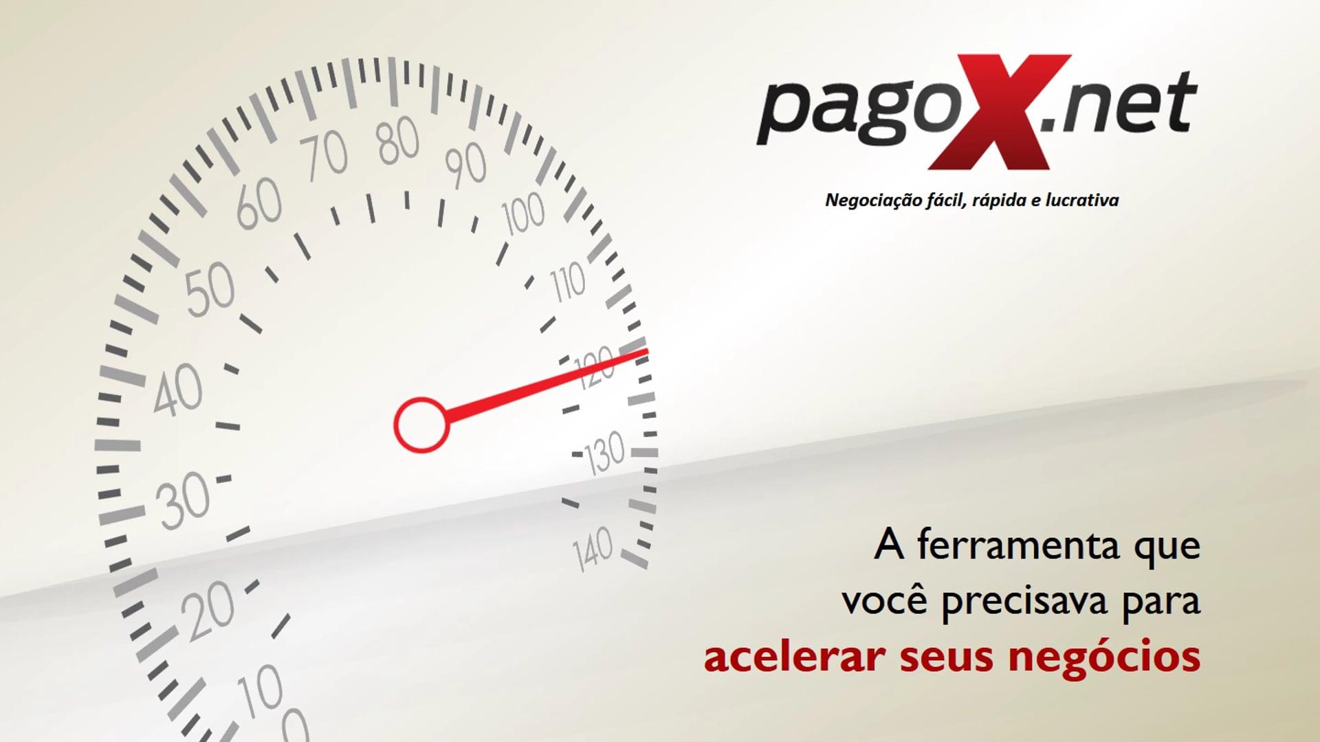 PAGO X  |  Apresentação Comercial