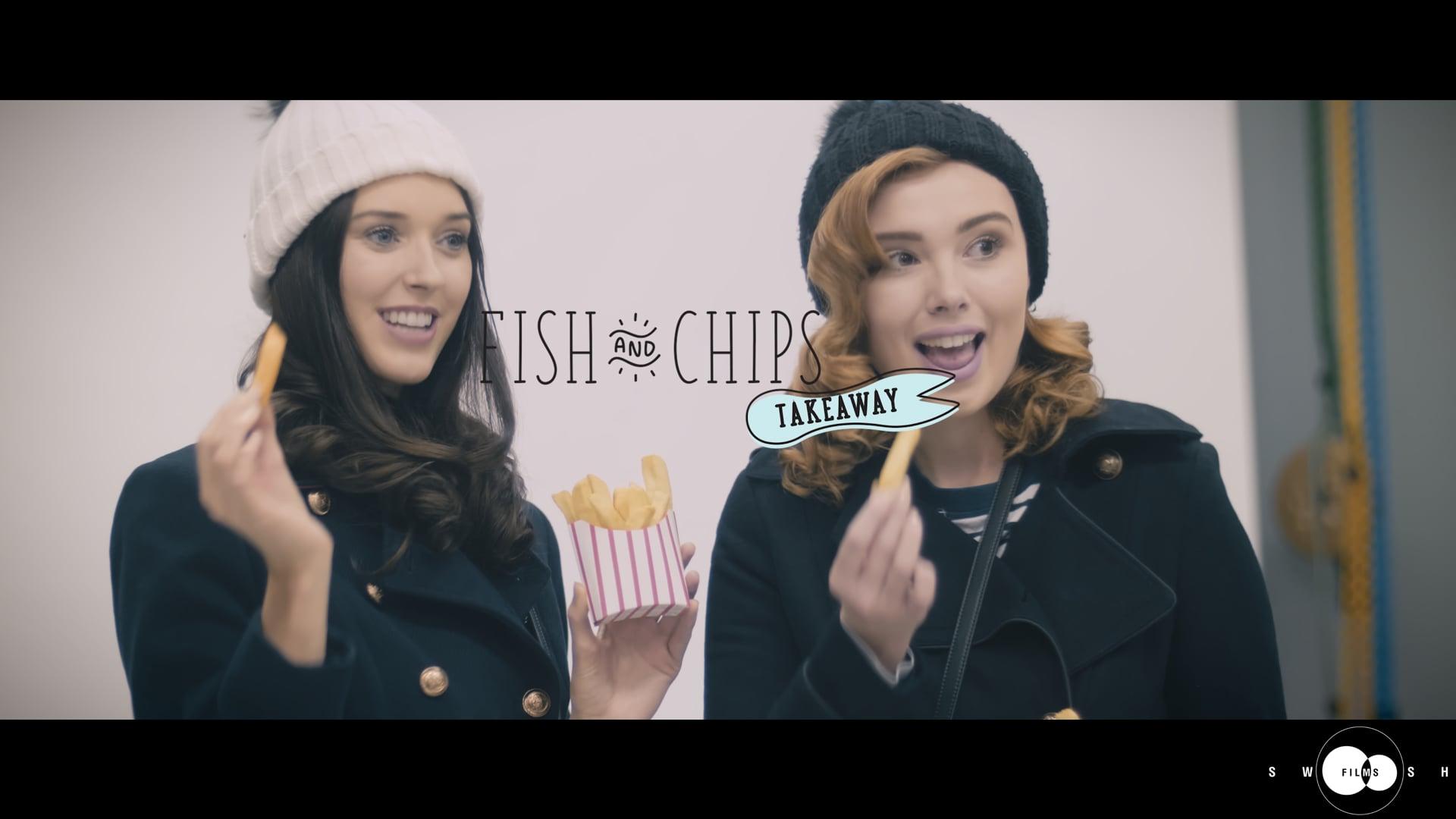 Vendula Instagram Teaser#2 - Fish And Chips