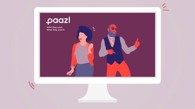 Paazl - nieuwe huisstijl