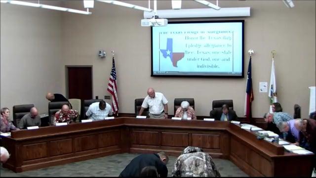 4-9-18 Council Meeting