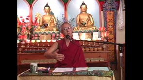 Medicine Buddha Retreat by Venerable Rita Riniker - 10 Parts