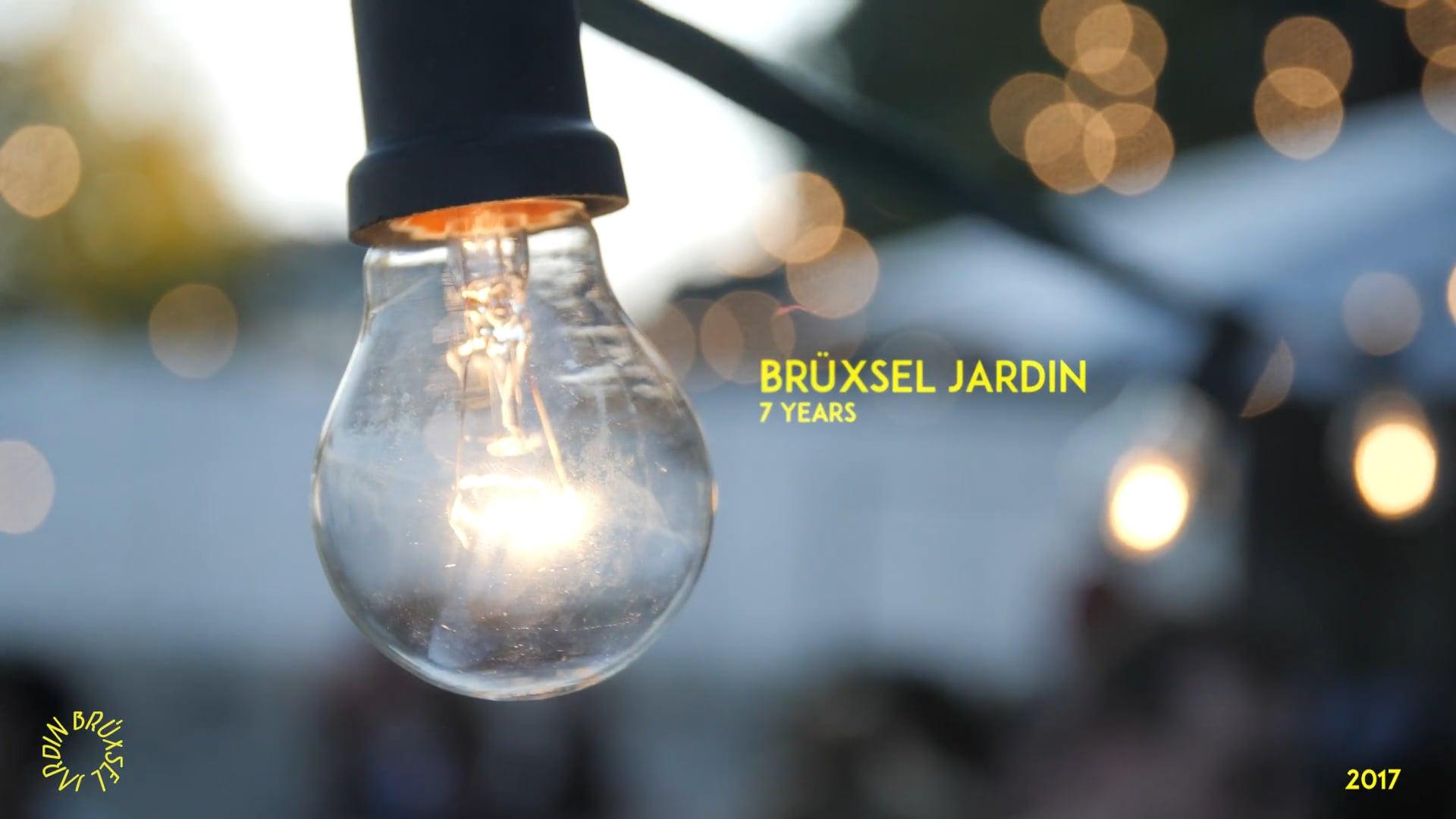 BRUXSEL JARDIN 7 YEARS