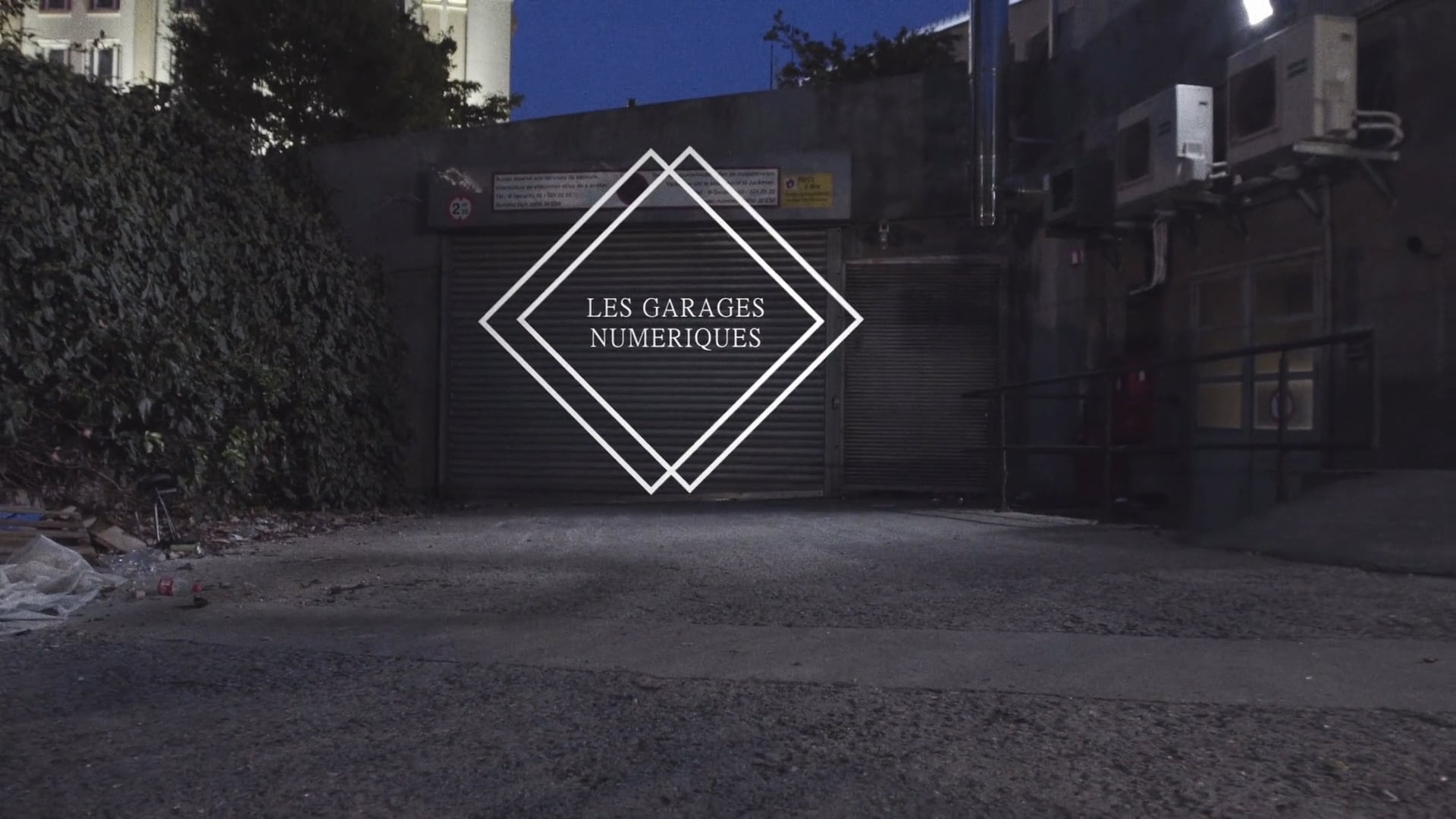 LES GARAGES NUMERIQUES - AFTER MOVIE