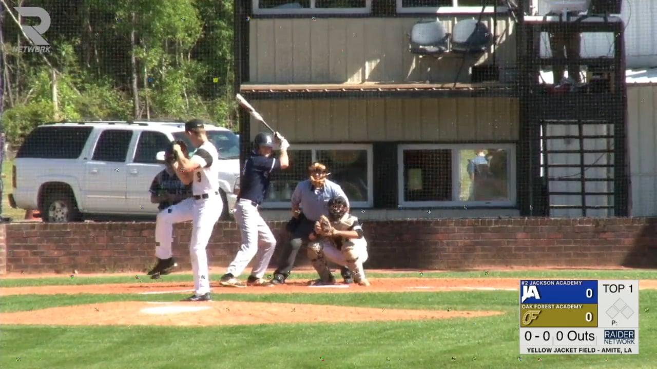 JV Baseball-2018-Apr-10-Oak Forest Academy