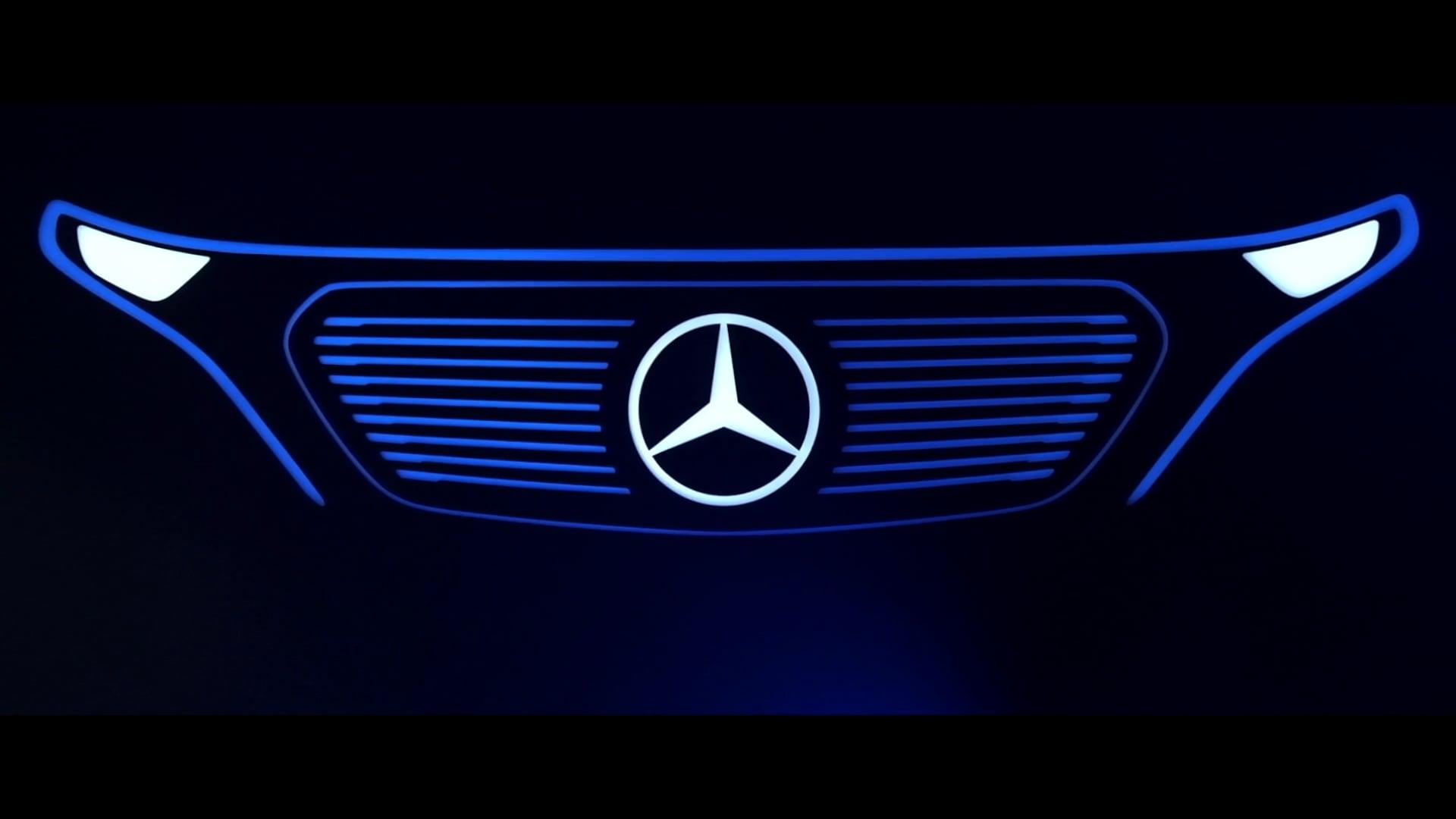 Mercedes Benz Grow Up