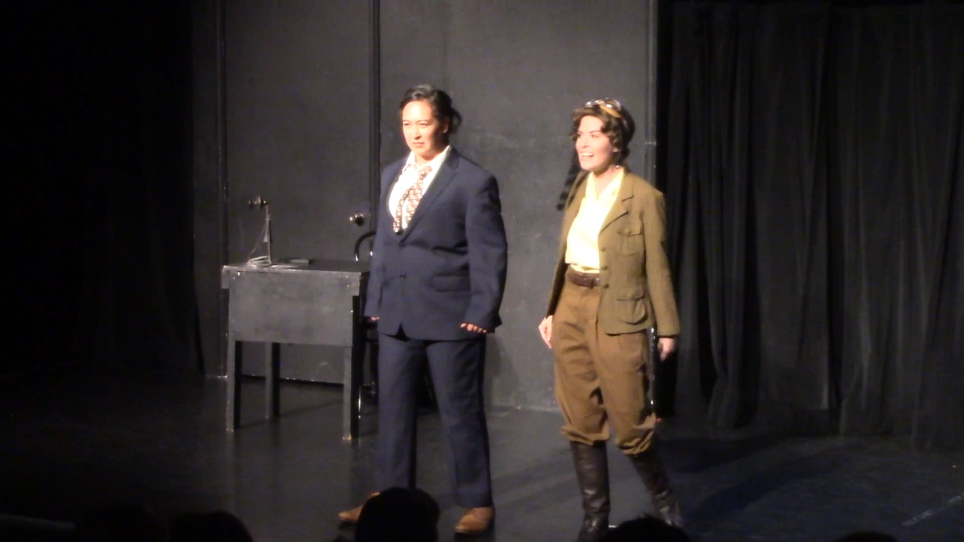 """Do The Impossible""""Do The Impossible"""" from Amelia Earhart The Musical at UCB Sunset"""