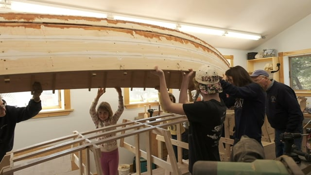 The Harpswell Boat Builders