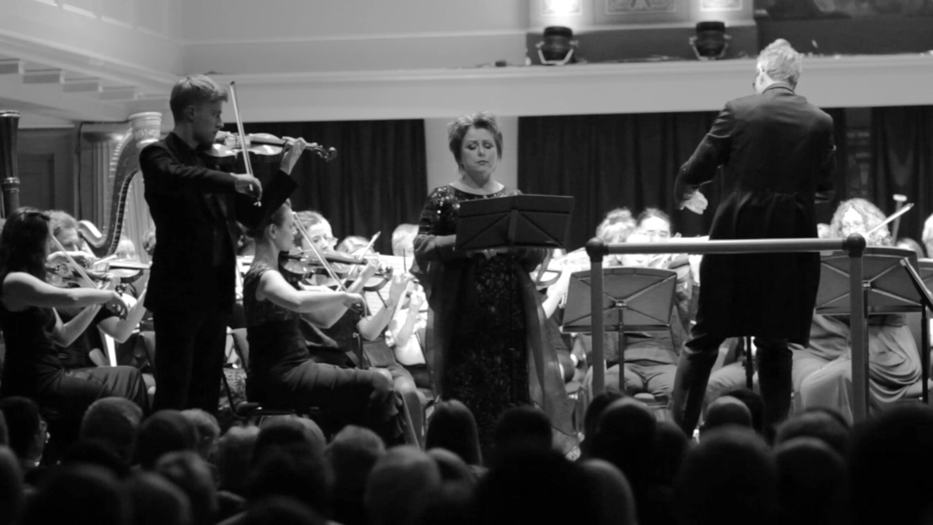 Rebecca Evans & Charlie Lovell-Jones with Bristol Symphony Orchestra