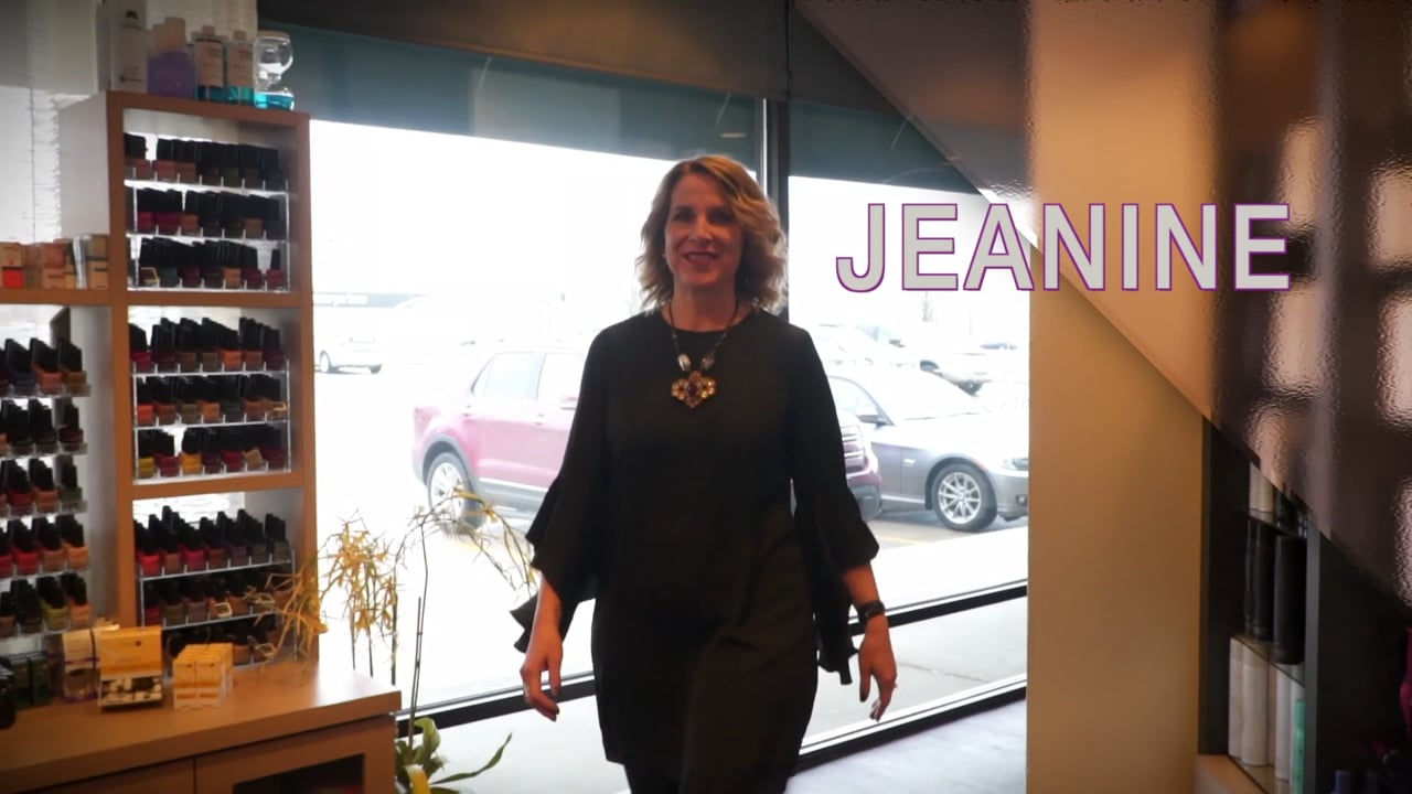 Jeanine's Story: Upper Eye Lift (Blepharoplasty)