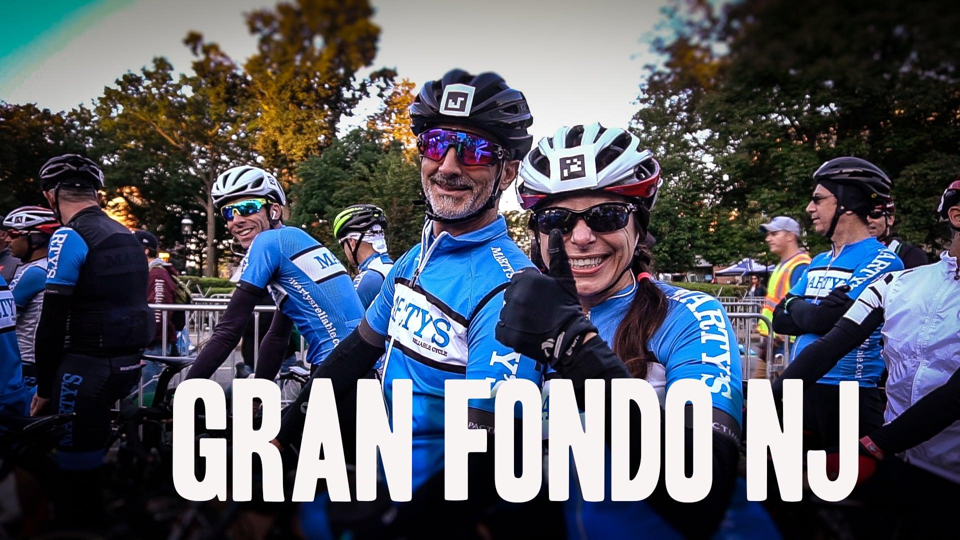 Gran Fondo NJ 2017 Film