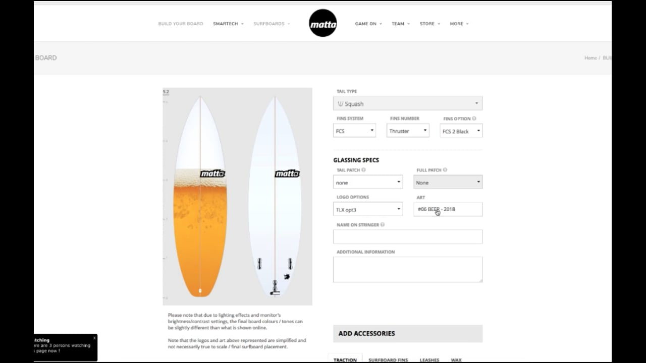 MATTA HOW TO BUILD YOUR BOARD