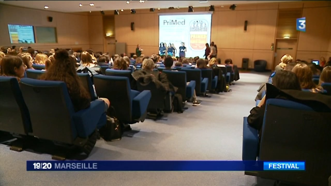 France3 Reportage PriMed Education 2017