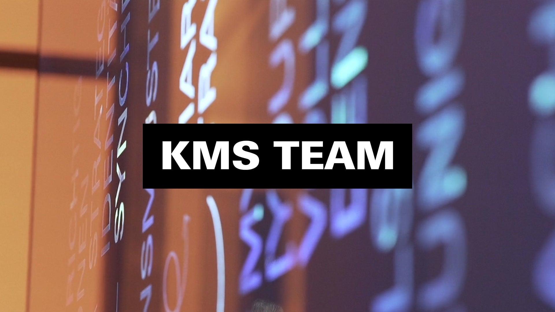 KMS - MCBW 2018 (MASTER)