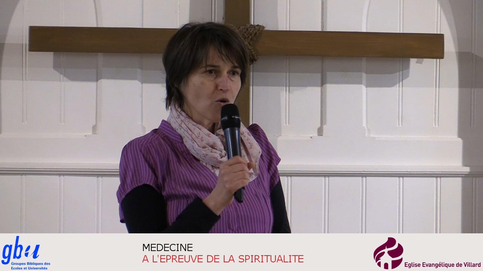La foi qui guérit: Dialogue entre théologie et médecine_20.03.2018