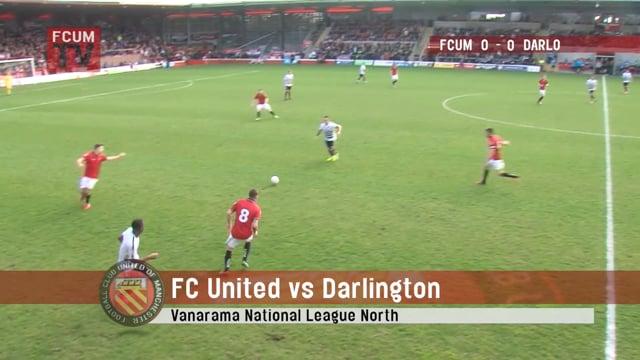 FCUM vs Darlington - 14/04/18 - Goals