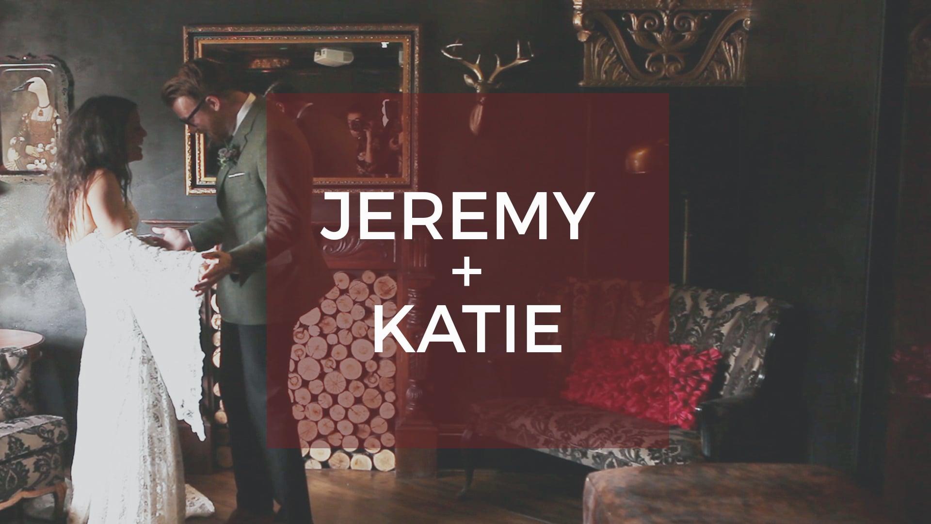 Jeremy + Katie