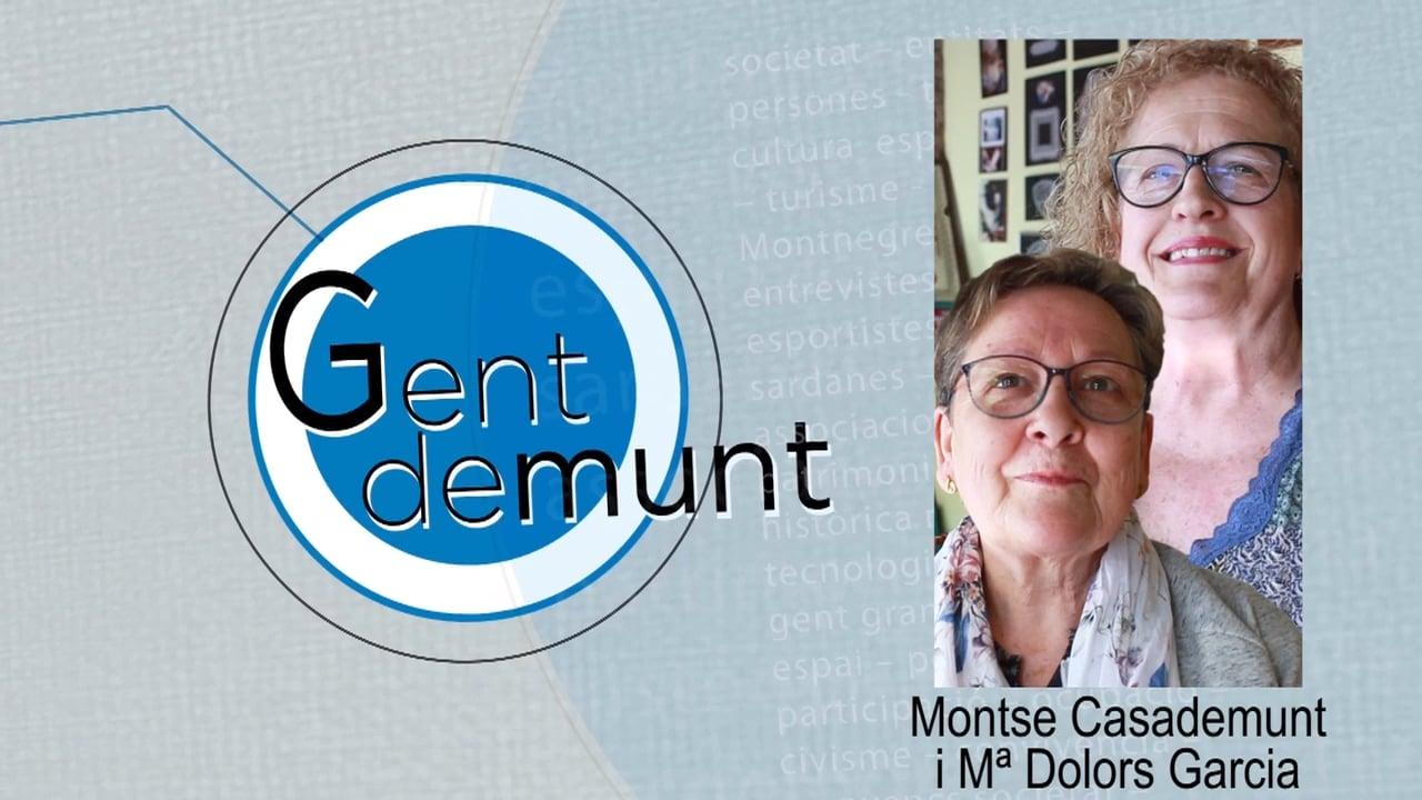 """Montse Casademunt i Mª Dolors Garcia: """"Avui en dia, la majoria de nenes prefereixen el Hip Hop a fer puntes"""""""