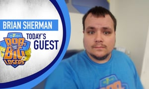 Rob's Big Losers: Brian Sherman Has Lost 31 Pounds!