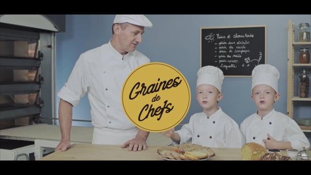 EPISODE 18/25 - GRAINES DE CHEFS / FR3