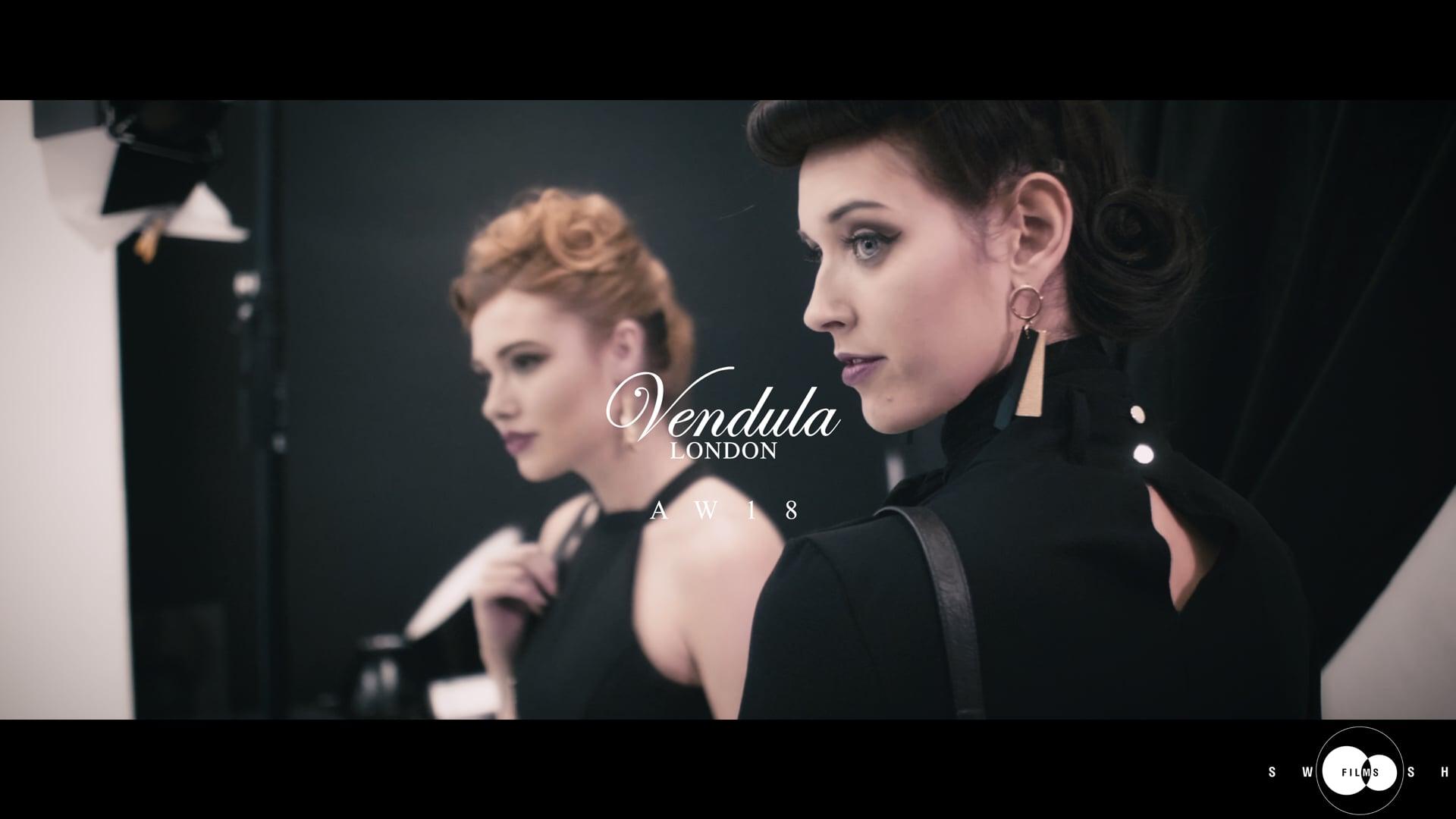 Fashion Accessories, Vendula London, Behind The Scenes, Fashion Shoot,Quirky Fashion, Vintage Fashion, photo shoot, AW18