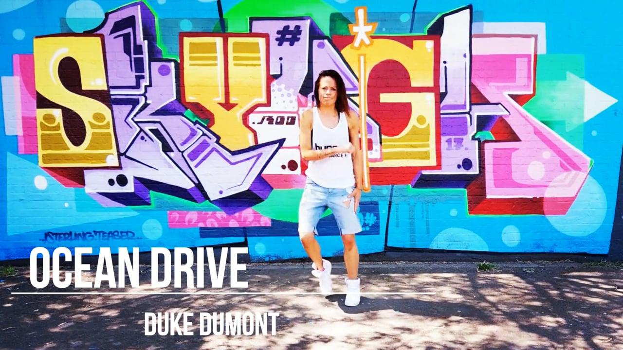Ocean Drive, Duke Dumont EASY