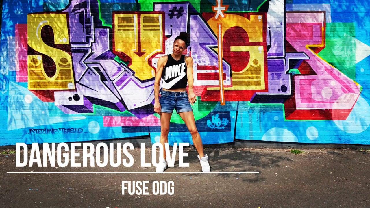 Dangerous Love - Fuse ODG (feat Sean Paul) EASY-MEDIUM