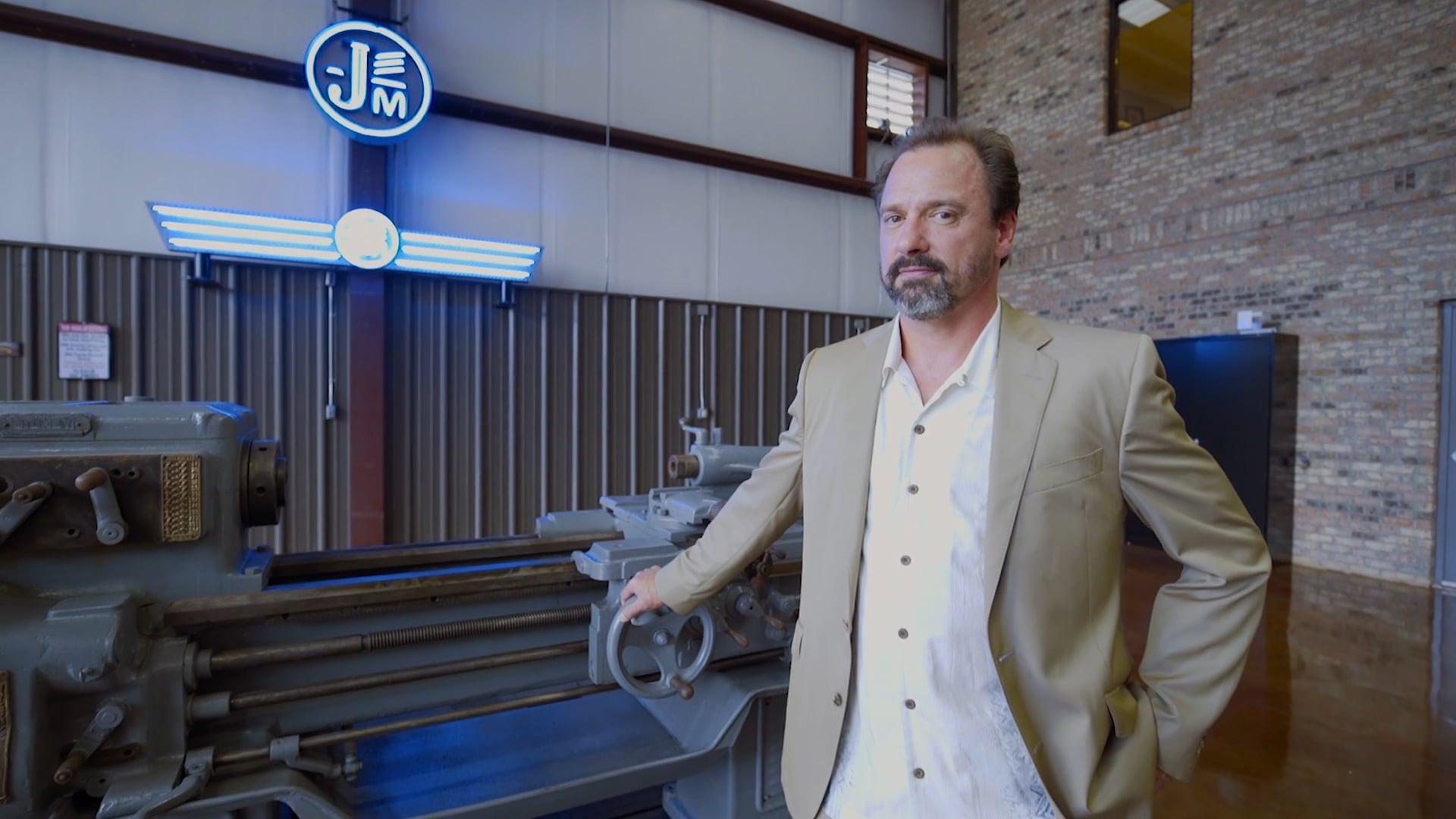 Jeffrey Machines