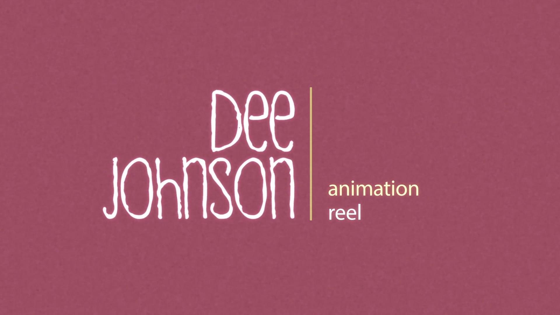Danielle Johnson 2D Animation Reel