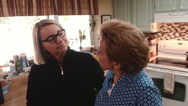 Alzheimer's Stories: Jean & Kathy