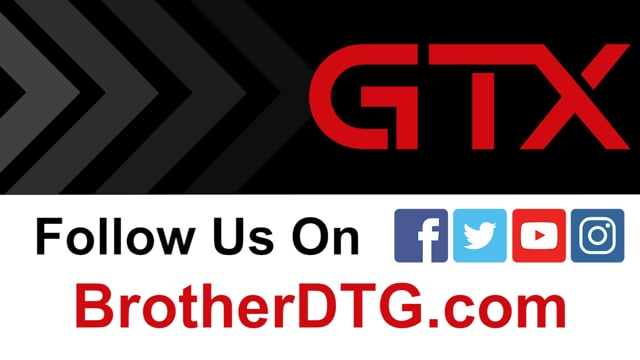 Shoe Platen Pin Replacement for GTX - Brother DTG Maintenance