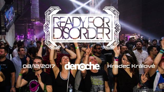 Ready For Disorder 2017│Teaser by Studio Navara