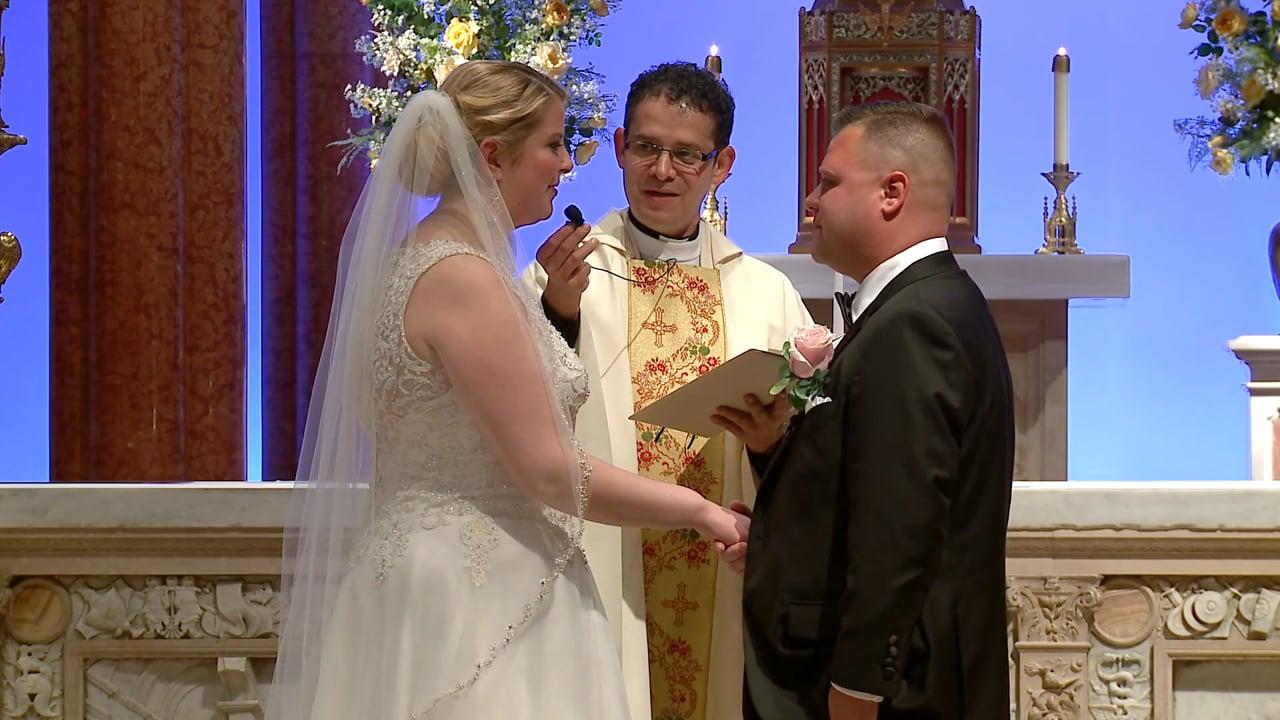 Kristin & Richard's Wedding Video Highlights