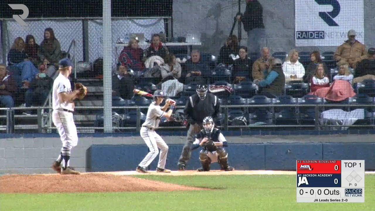 Varsity Baseball-2018-Apr-20-MRA (DH Game 2)