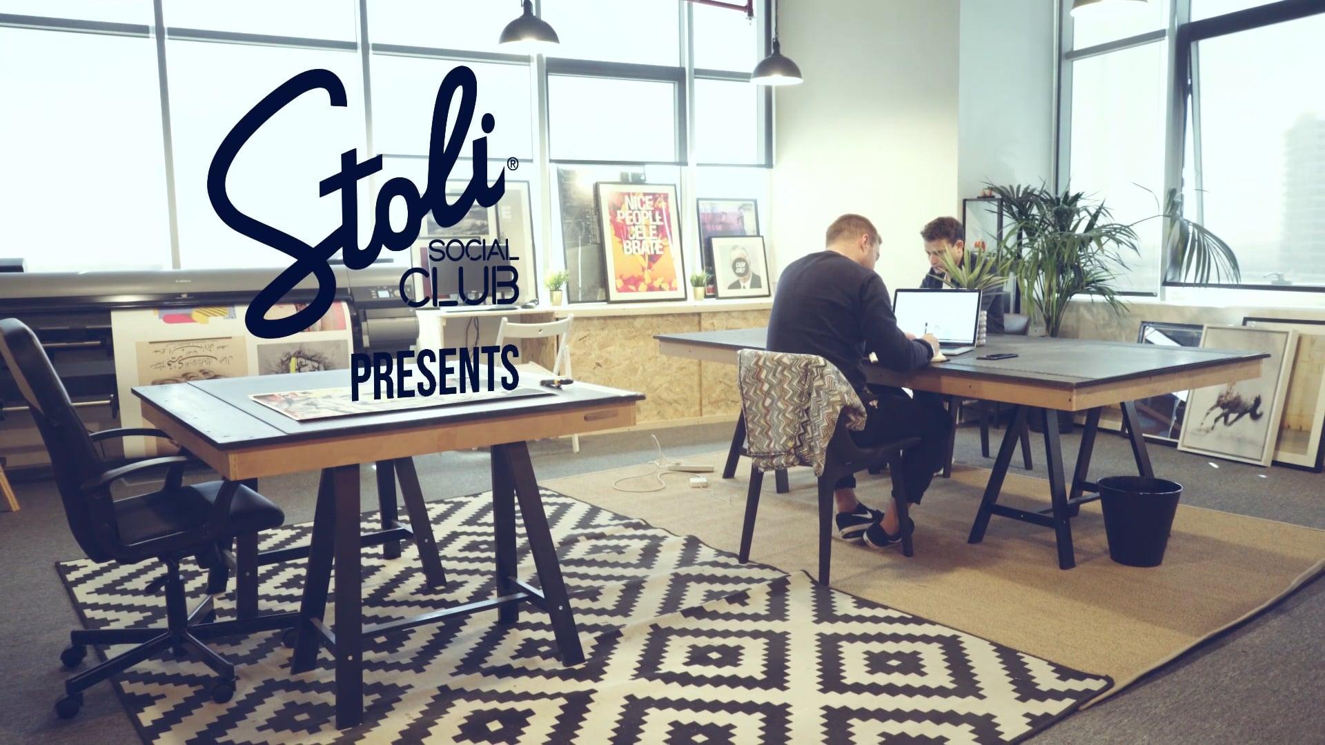 Stoli Social Club presents - Drawdeck