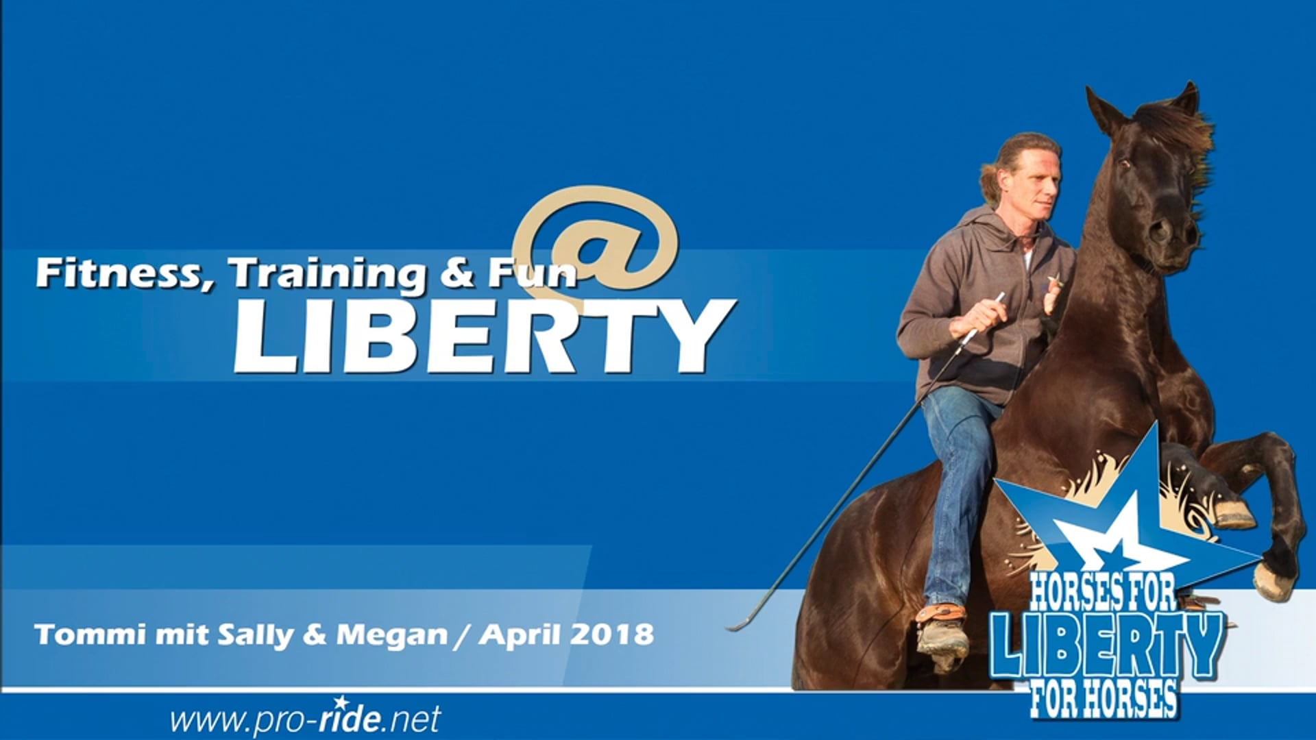 Fitness, Training & Fun @ Liberty