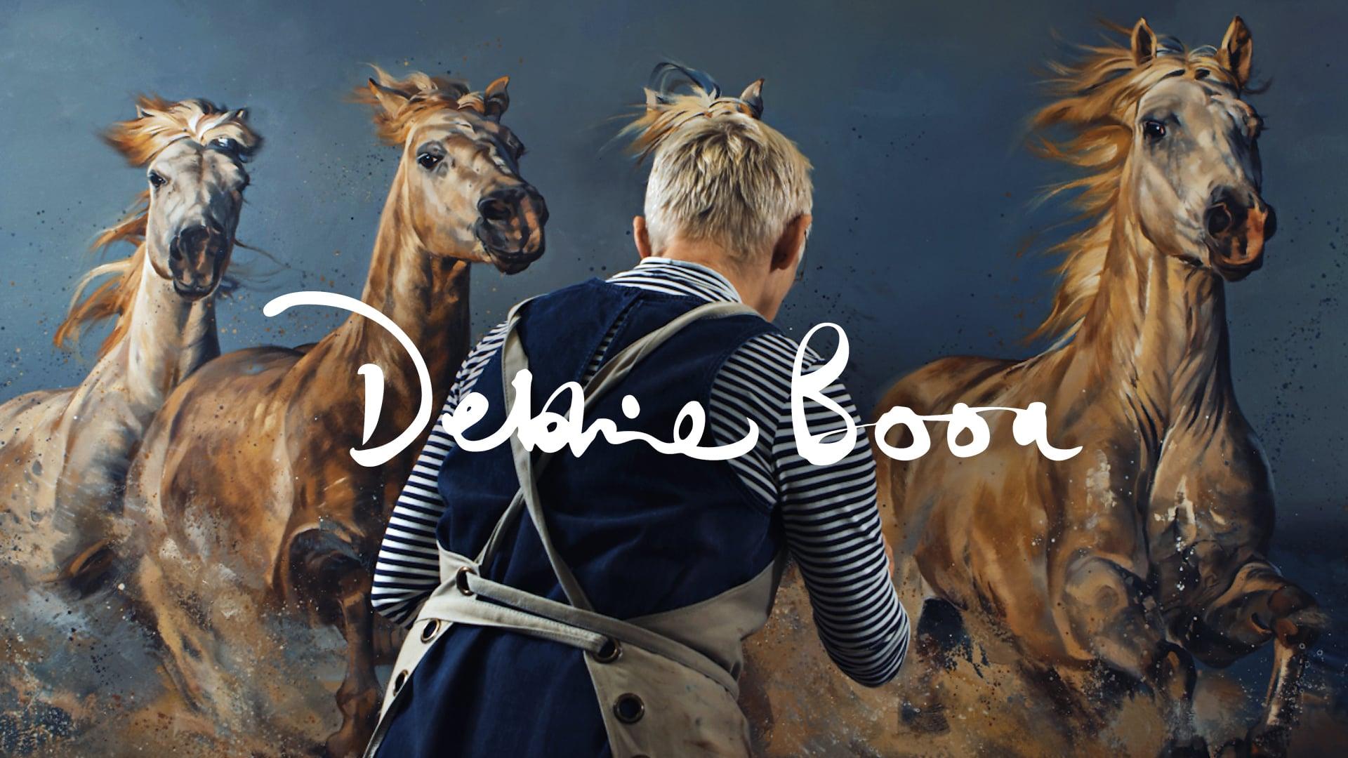 Debbie Boon - Fine Artist (Music Licensed)