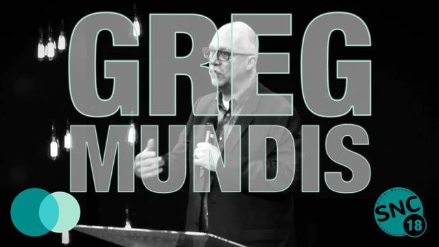 SoCal Network Conference 2018 - Guest Speaker - Greg Mundis