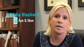 Claudia Blackwell - Family Law is like the Wild West