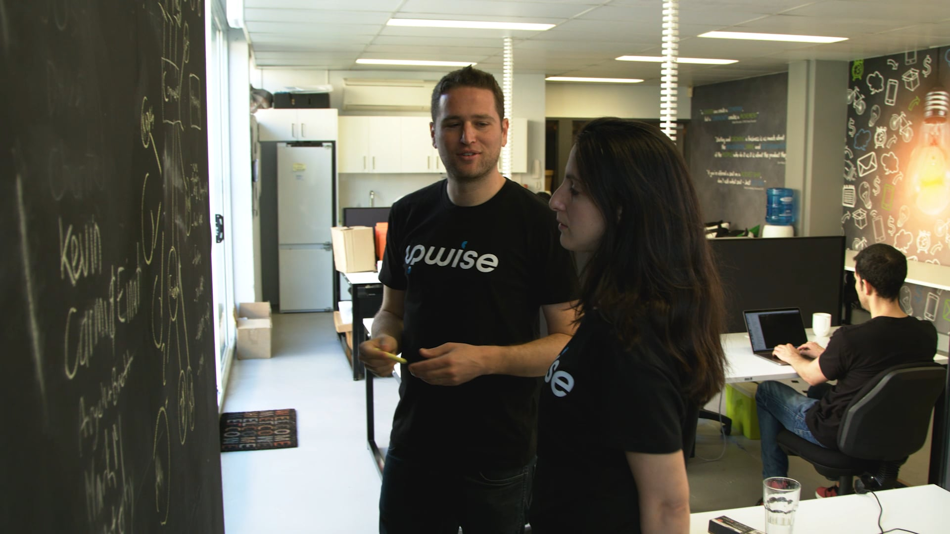 Microsoft Startup Stories | Upwise Case Study - Client Version